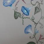 decors-dessin floral