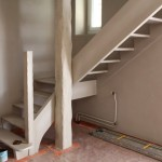 escalier patiné r