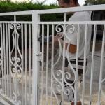 portail metal
