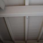 plafond peintue mat