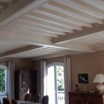 plafond à la française apres